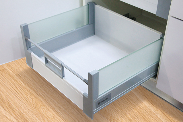 CB199N-CG/FG  Double wall drawer (High inner drawer )
