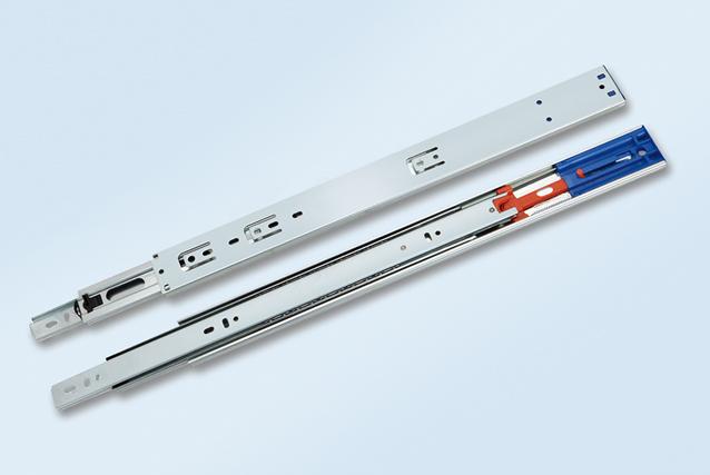 SH4605FC-03B 三节缓冲滚珠滑轨
