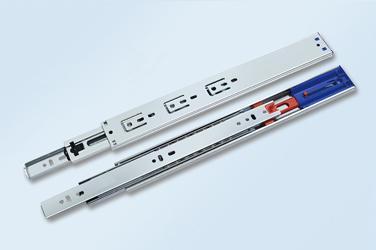 SH45880FC-03B 三节缓冲滚珠滑轨