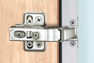LF05铝框缓冲固装铰链