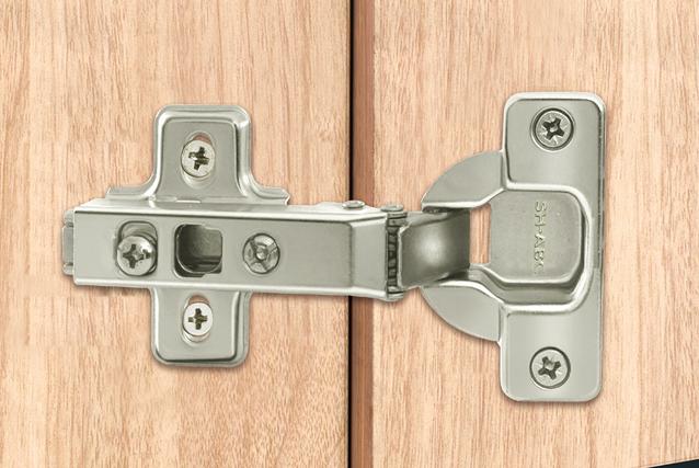 R638快装偏心调节铰链