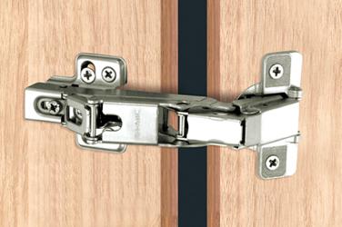 FH165(165度)缓冲快装铰链