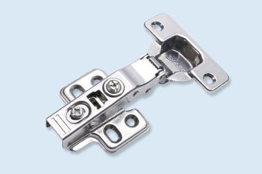BF05不锈钢缓冲固装铰链