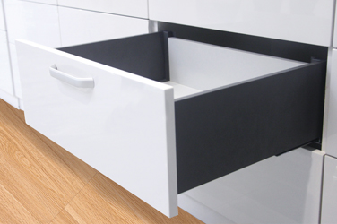 CBZ167W Double wall Drawer ( Medium drawer)