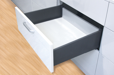 CBZ116W Double wall Drawer ( Medium drawer)