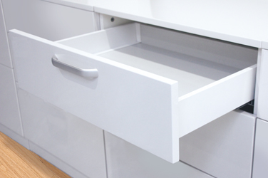 CBZ84W Double wall Drawer ( Lower drawer)