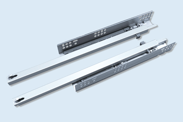 N2F2C-B Soft-closing Concealed Partial Extension Light-duty Slide