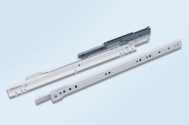 SH684-S Soft-Closing Epoxy Drawer Slide