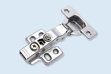 BF06 Stainless Soft-closing Cam Adjustment Clip-on Hinge