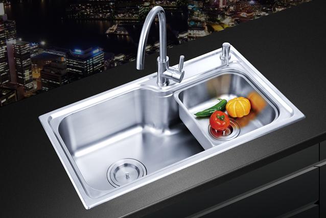 SH7845M Manual sink